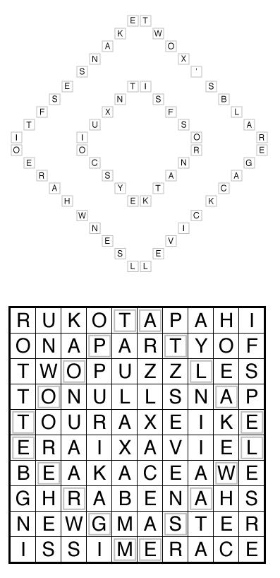 Crossword Links